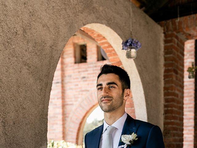 Il matrimonio di Claudio e Ilaria a Cerrione, Biella 87
