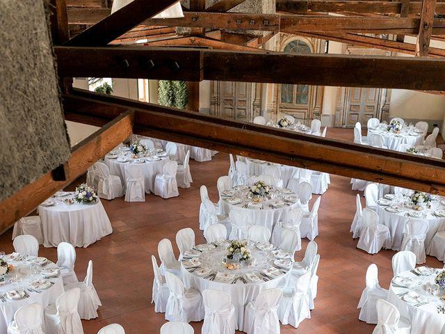 Il matrimonio di Claudio e Ilaria a Cerrione, Biella 106