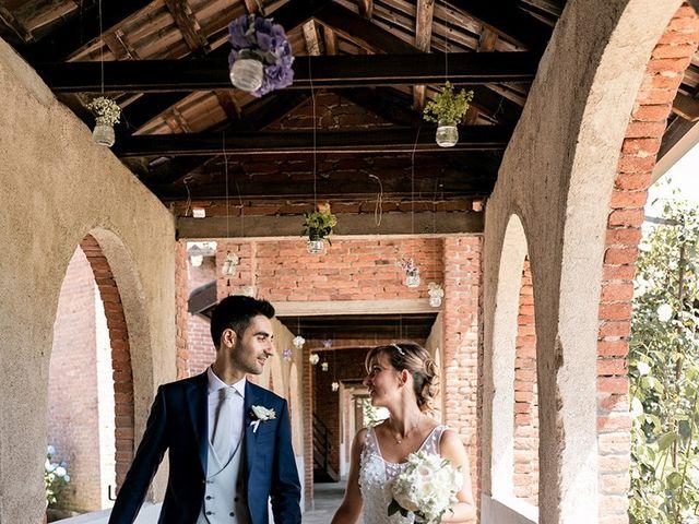 Il matrimonio di Claudio e Ilaria a Cerrione, Biella 107