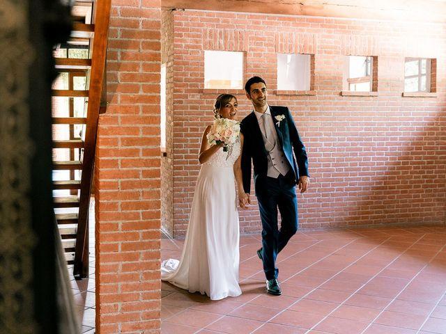 Il matrimonio di Claudio e Ilaria a Cerrione, Biella 108
