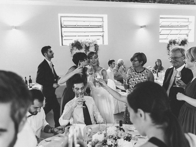 Il matrimonio di Claudio e Ilaria a Cerrione, Biella 115