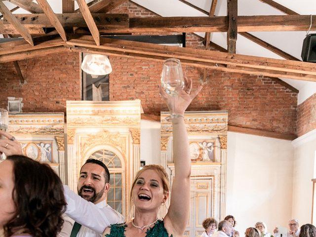 Il matrimonio di Claudio e Ilaria a Cerrione, Biella 118