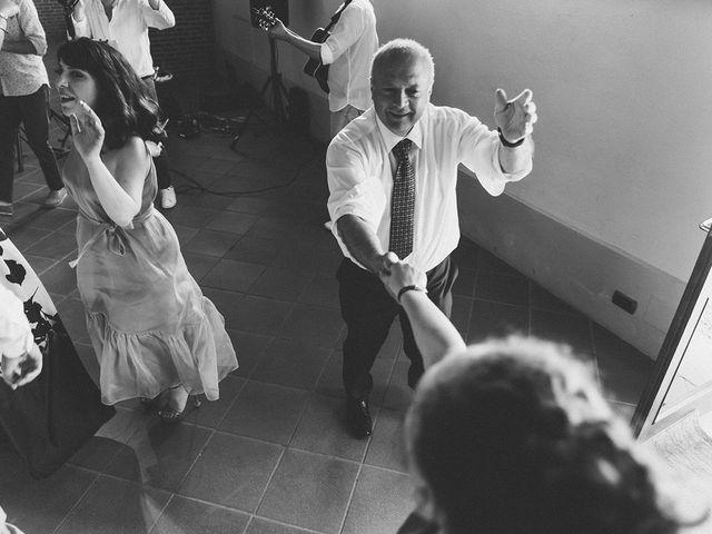 Il matrimonio di Claudio e Ilaria a Cerrione, Biella 120