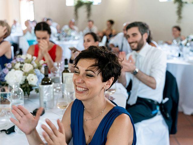 Il matrimonio di Claudio e Ilaria a Cerrione, Biella 124