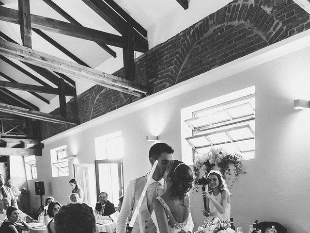 Il matrimonio di Claudio e Ilaria a Cerrione, Biella 125