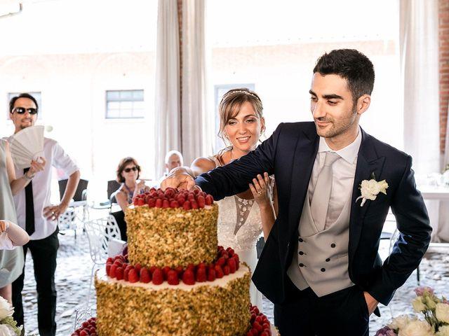 Il matrimonio di Claudio e Ilaria a Cerrione, Biella 131