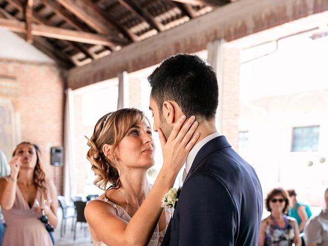 Il matrimonio di Claudio e Ilaria a Cerrione, Biella 137