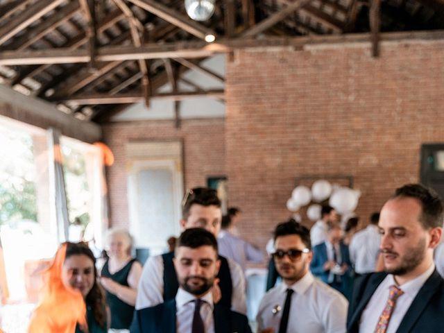 Il matrimonio di Claudio e Ilaria a Cerrione, Biella 139