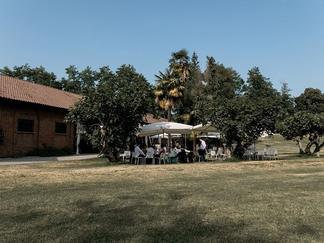 Il matrimonio di Claudio e Ilaria a Cerrione, Biella 147