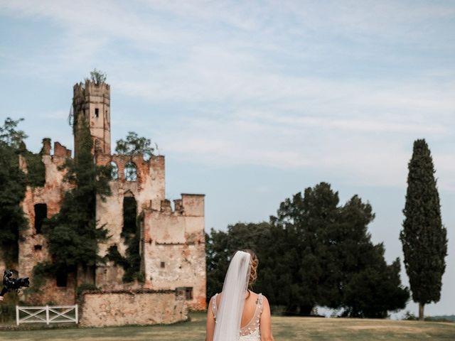 Il matrimonio di Claudio e Ilaria a Cerrione, Biella 155