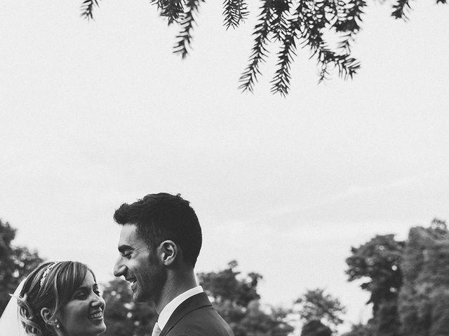 Il matrimonio di Claudio e Ilaria a Cerrione, Biella 158