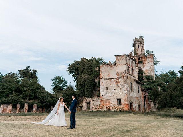 Il matrimonio di Claudio e Ilaria a Cerrione, Biella 159