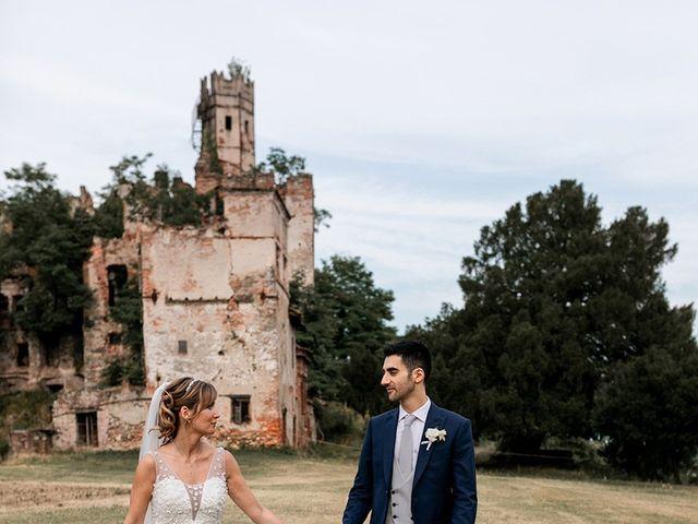 Il matrimonio di Claudio e Ilaria a Cerrione, Biella 160