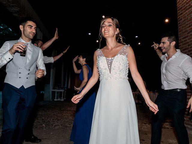 Il matrimonio di Claudio e Ilaria a Cerrione, Biella 165