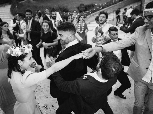 Il matrimonio di Andrea e Roberta a Ortona, Chieti 75