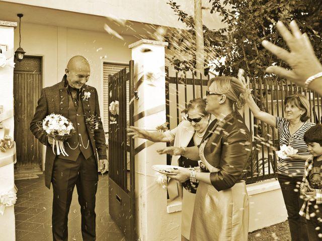 Il matrimonio di Luca e Michela a Oristano, Oristano 24