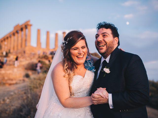 Il matrimonio di Antonio e Valeria a Agrigento, Agrigento 4