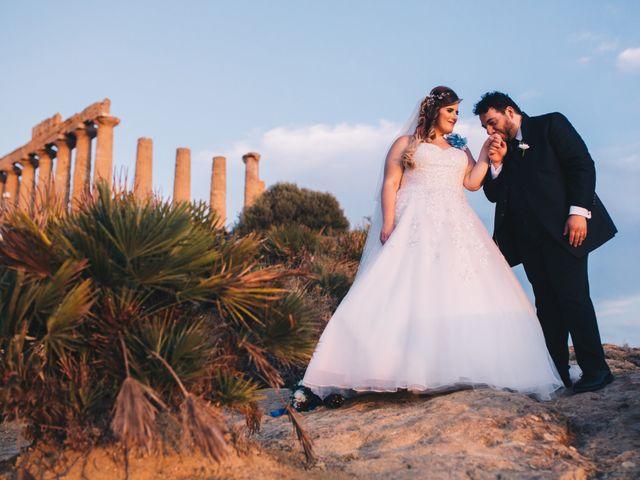 Il matrimonio di Antonio e Valeria a Agrigento, Agrigento 13