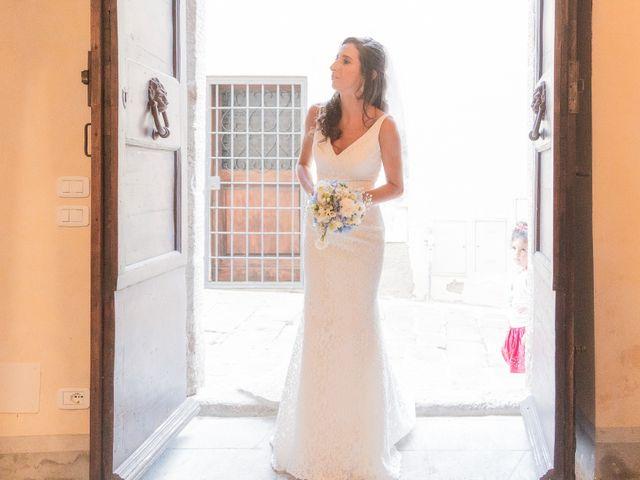 Il matrimonio di Matteo e Giulia a Castiglione della Pescaia, Grosseto 17