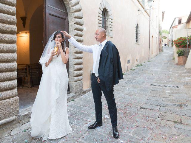 Il matrimonio di Matteo e Giulia a Castiglione della Pescaia, Grosseto 19