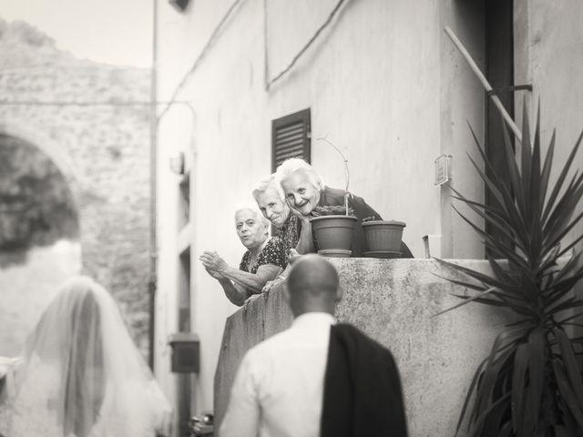 Il matrimonio di Matteo e Giulia a Castiglione della Pescaia, Grosseto 21