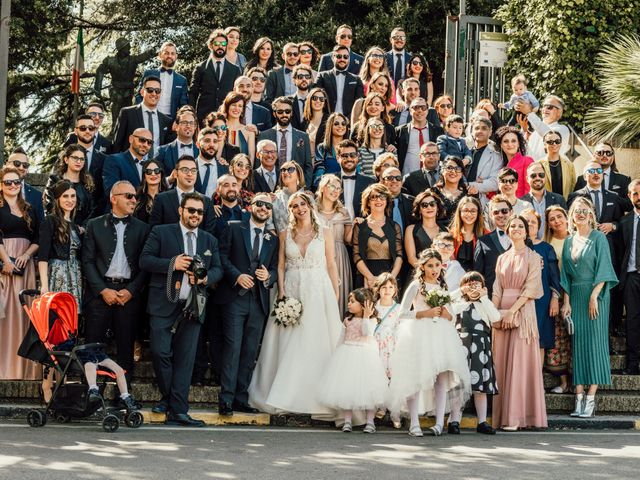 Il matrimonio di Giuseppe e Claudia a Salandra, Matera 21