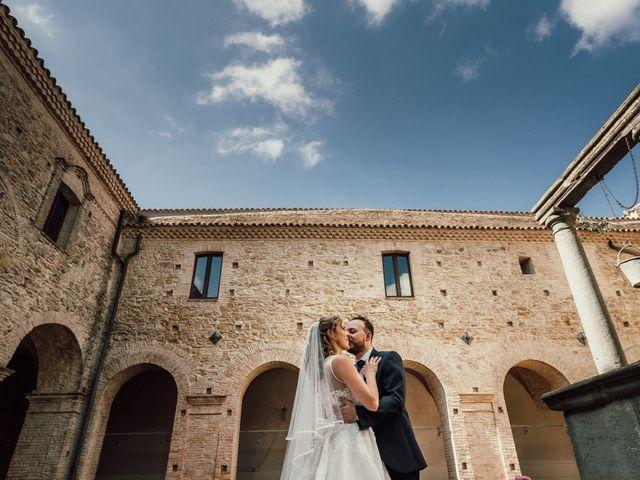 Il matrimonio di Giuseppe e Claudia a Salandra, Matera 23
