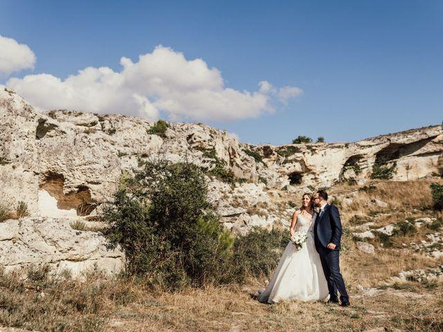 Il matrimonio di Giuseppe e Claudia a Salandra, Matera 24