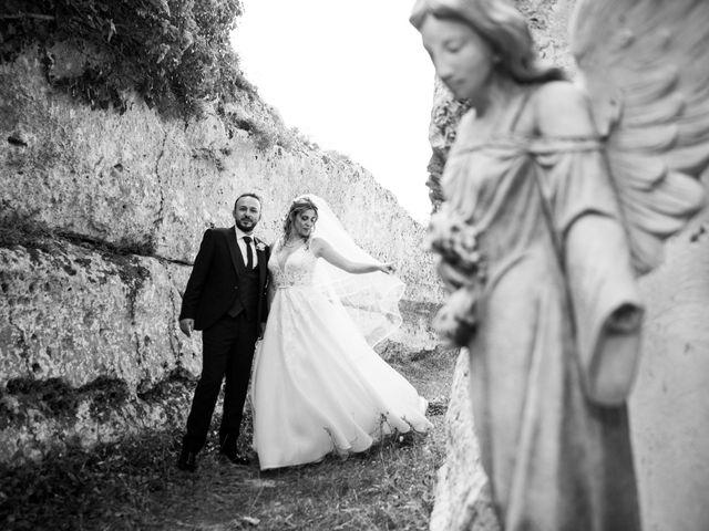 Il matrimonio di Giuseppe e Claudia a Salandra, Matera 25