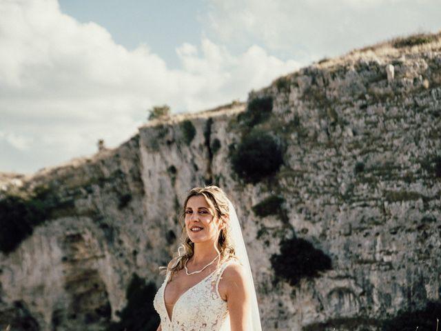 Il matrimonio di Giuseppe e Claudia a Salandra, Matera 26