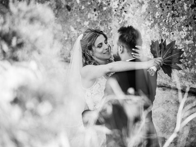 Il matrimonio di Giuseppe e Claudia a Salandra, Matera 28