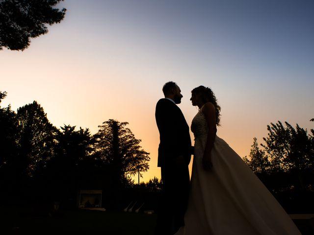 Il matrimonio di Giuseppe e Claudia a Salandra, Matera 35