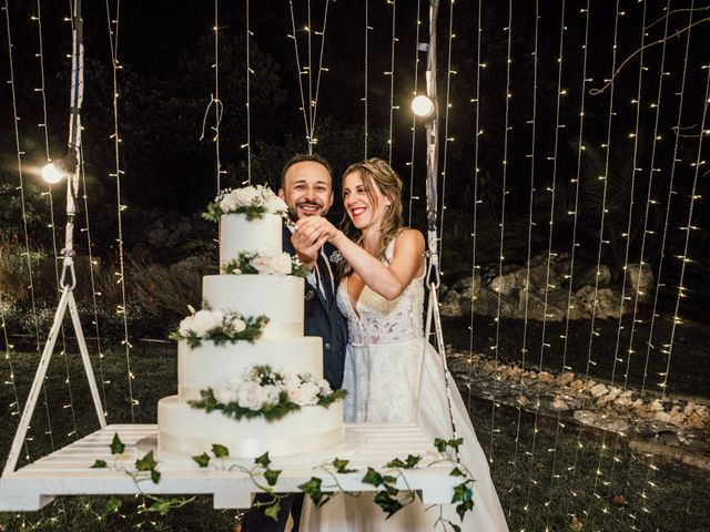 Il matrimonio di Giuseppe e Claudia a Salandra, Matera 37