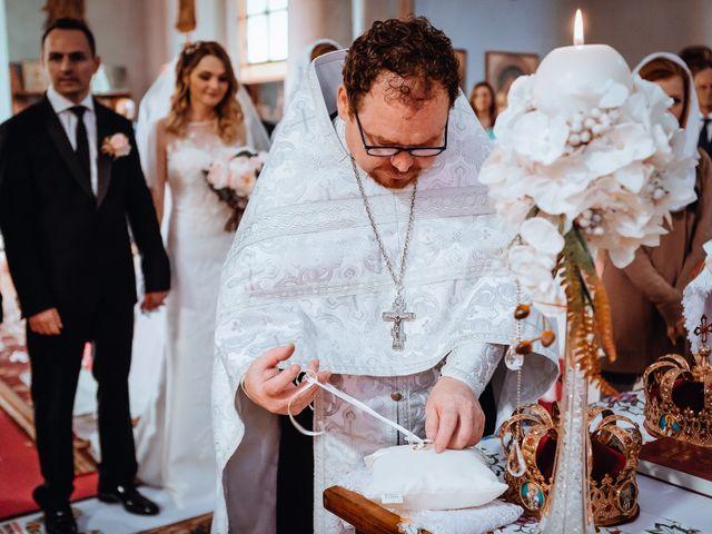 Il matrimonio di Nunzio e Svetlana a Lecco, Lecco 28