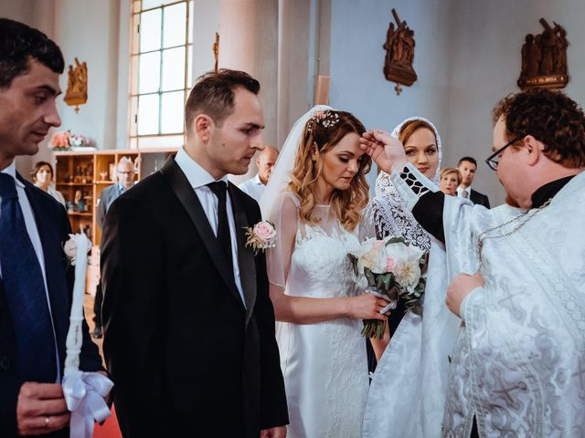 Il matrimonio di Nunzio e Svetlana a Lecco, Lecco 31