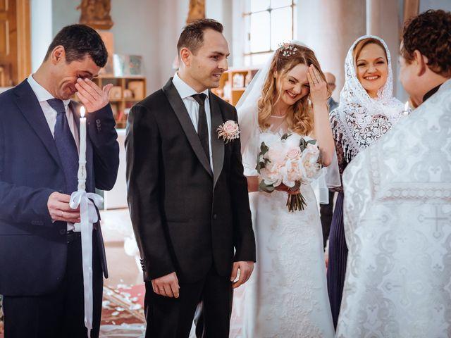 Il matrimonio di Nunzio e Svetlana a Lecco, Lecco 36