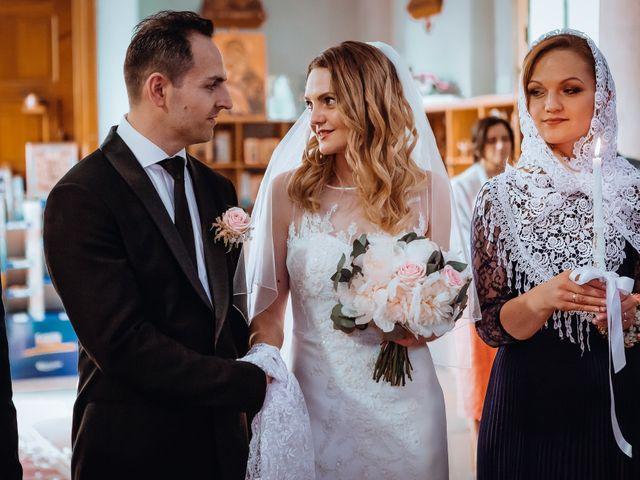 Il matrimonio di Nunzio e Svetlana a Lecco, Lecco 38