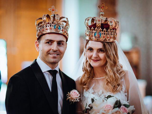 Il matrimonio di Nunzio e Svetlana a Lecco, Lecco 48