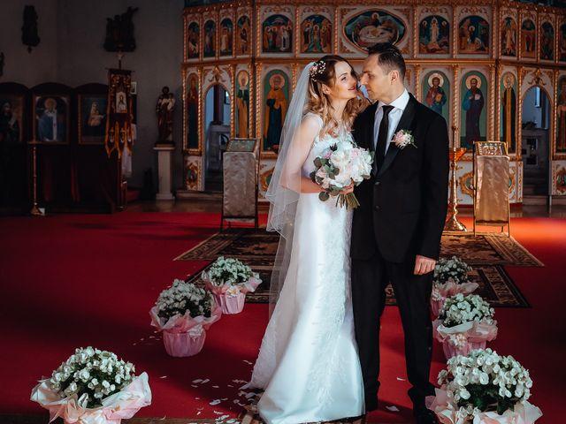 Il matrimonio di Nunzio e Svetlana a Lecco, Lecco 54