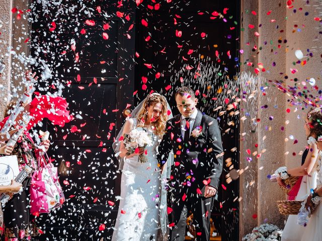 Il matrimonio di Nunzio e Svetlana a Lecco, Lecco 56