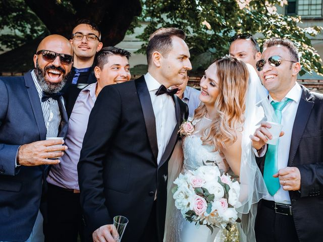 Il matrimonio di Nunzio e Svetlana a Lecco, Lecco 59