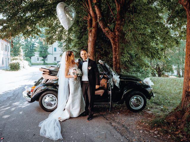 Il matrimonio di Nunzio e Svetlana a Lecco, Lecco 61