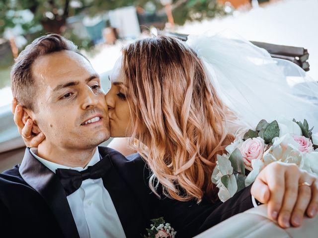Il matrimonio di Nunzio e Svetlana a Lecco, Lecco 63