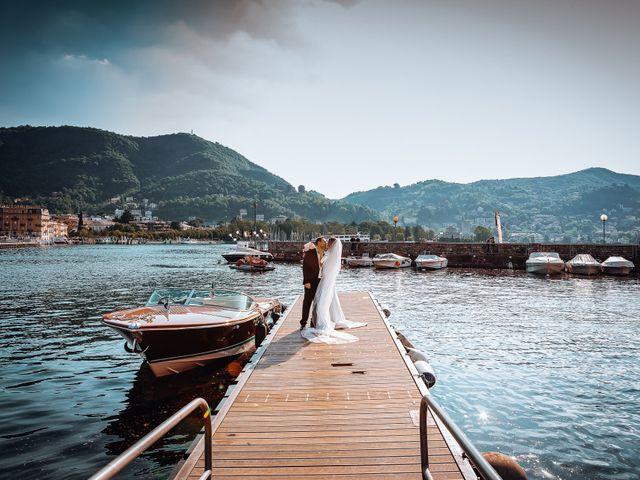 Il matrimonio di Nunzio e Svetlana a Lecco, Lecco 2