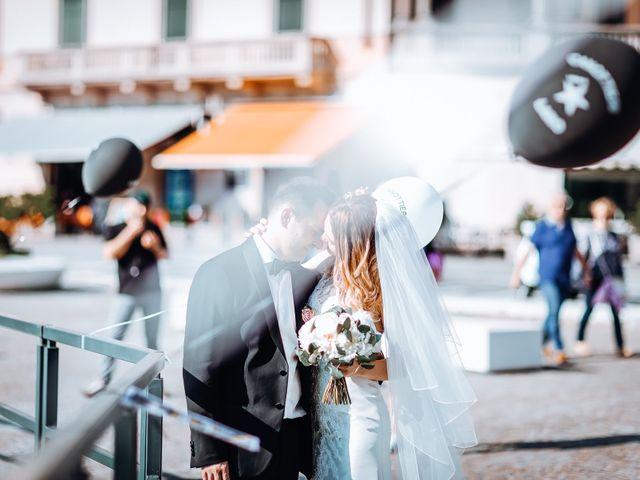 Il matrimonio di Nunzio e Svetlana a Lecco, Lecco 67