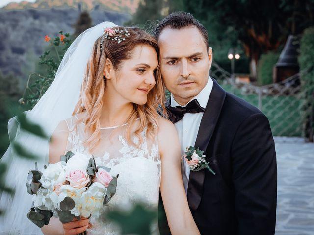 Il matrimonio di Nunzio e Svetlana a Lecco, Lecco 75
