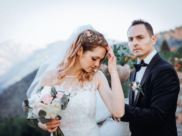 Il matrimonio di Nunzio e Svetlana a Lecco, Lecco 77