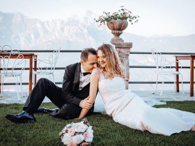 Il matrimonio di Nunzio e Svetlana a Lecco, Lecco 79