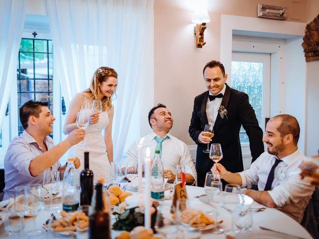Il matrimonio di Nunzio e Svetlana a Lecco, Lecco 85