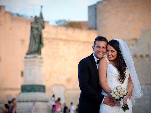 le nozze di Maddalena e Antonio